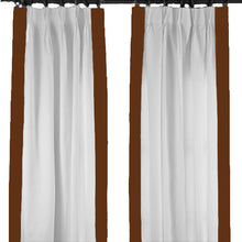 Load image into Gallery viewer, Coffee Regency Curtain
