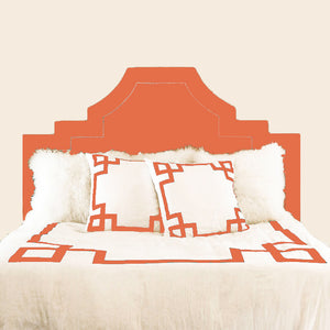 Coral Key Duvet Cover