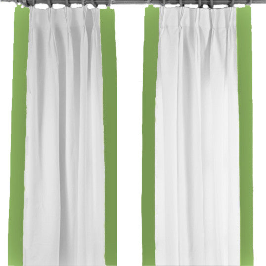 Regency Curtain - Fern