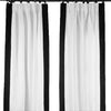 Black Regency Curtain