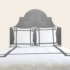 Grey Lucky Duvet Cover