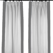 Load image into Gallery viewer, Gray Regency Curtain