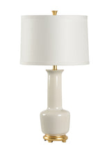 Load image into Gallery viewer, Grethe Lamp in Ivory