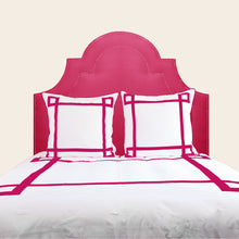 Load image into Gallery viewer, Hot Pink Lucky Duvet Cover