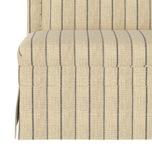 Load image into Gallery viewer, Farmhouse Stripe Banquette