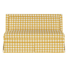 Load image into Gallery viewer, Gingham Banquette