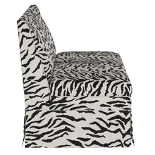 Load image into Gallery viewer, Zebra Banquette