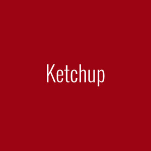 Regency Curtain - Ketchup