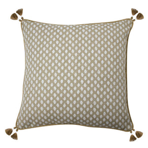 Putty Dotted Pillow