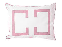 Load image into Gallery viewer, Powder Pink Deco Standard Sham
