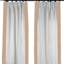 Load image into Gallery viewer, Sand Regency Curtain
