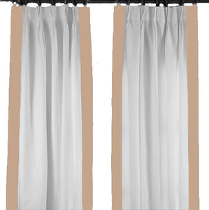 Sand Regency Curtain