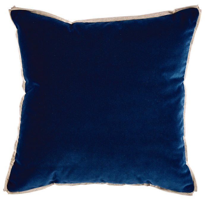 Velvet Pillow Midnight