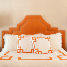 Load image into Gallery viewer, Orange Key Duvet Cover