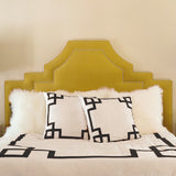Black Key Duvet Cover
