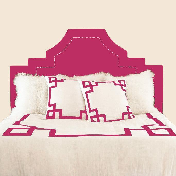 Hot Pink Key Duvet Cover