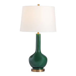 Jax Lamp Emerald