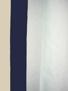 Navy Regency Curtain