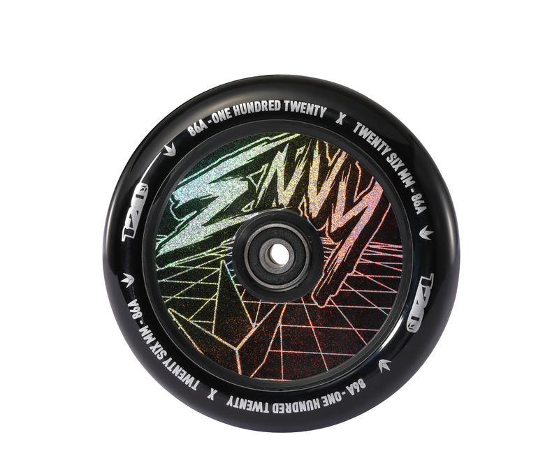 Envy Classic Hologram Hollow Core 120mm Wheels