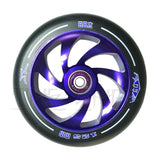 AO Spiral 125mm Wheels Purple