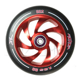 AO Spiral 125mm Wheels Red