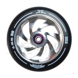 AO Spiral 125mm Wheels Silver