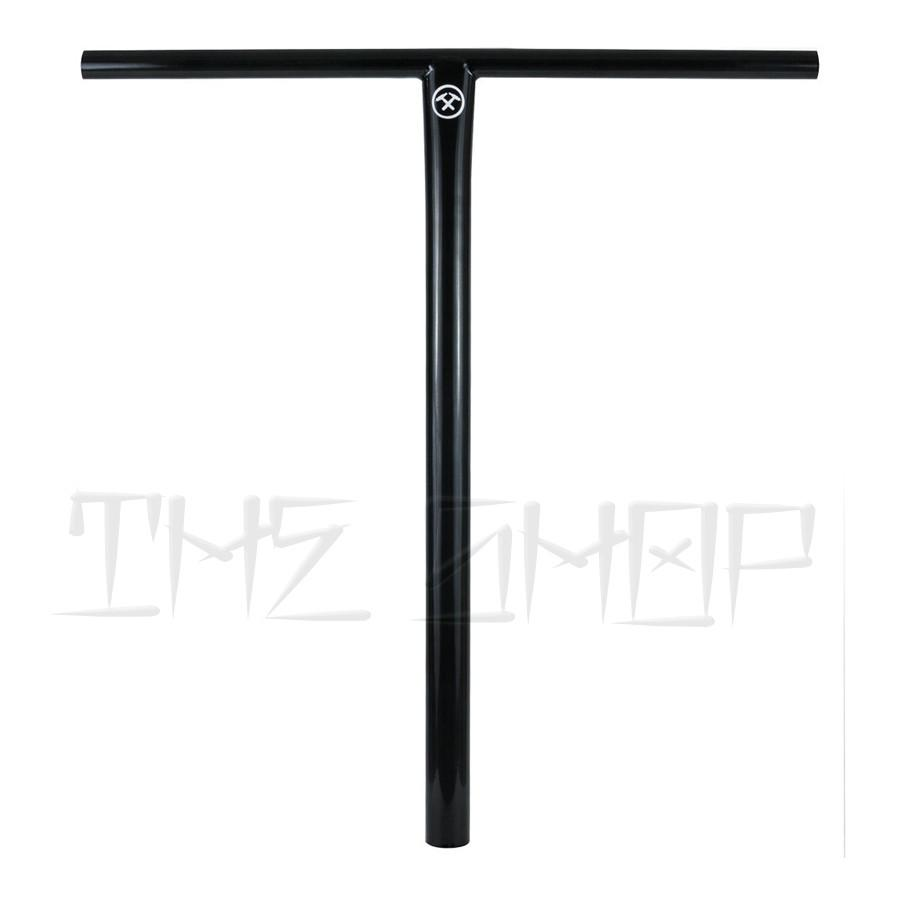 Affinity Basic T Bar - Oversized - Gloss Black - THE SHOP PRO SCOOTER LAB