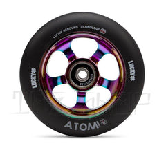 Lucky Atom 110mm - Chrome/Black