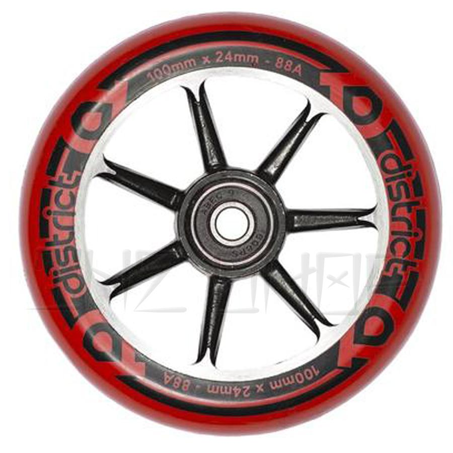 District S Series 100mm Wheels