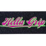 Hella Grip Classic Logo Watermelon Formula G Grip Tape - THE SHOP PRO SCOOTER LAB - 2