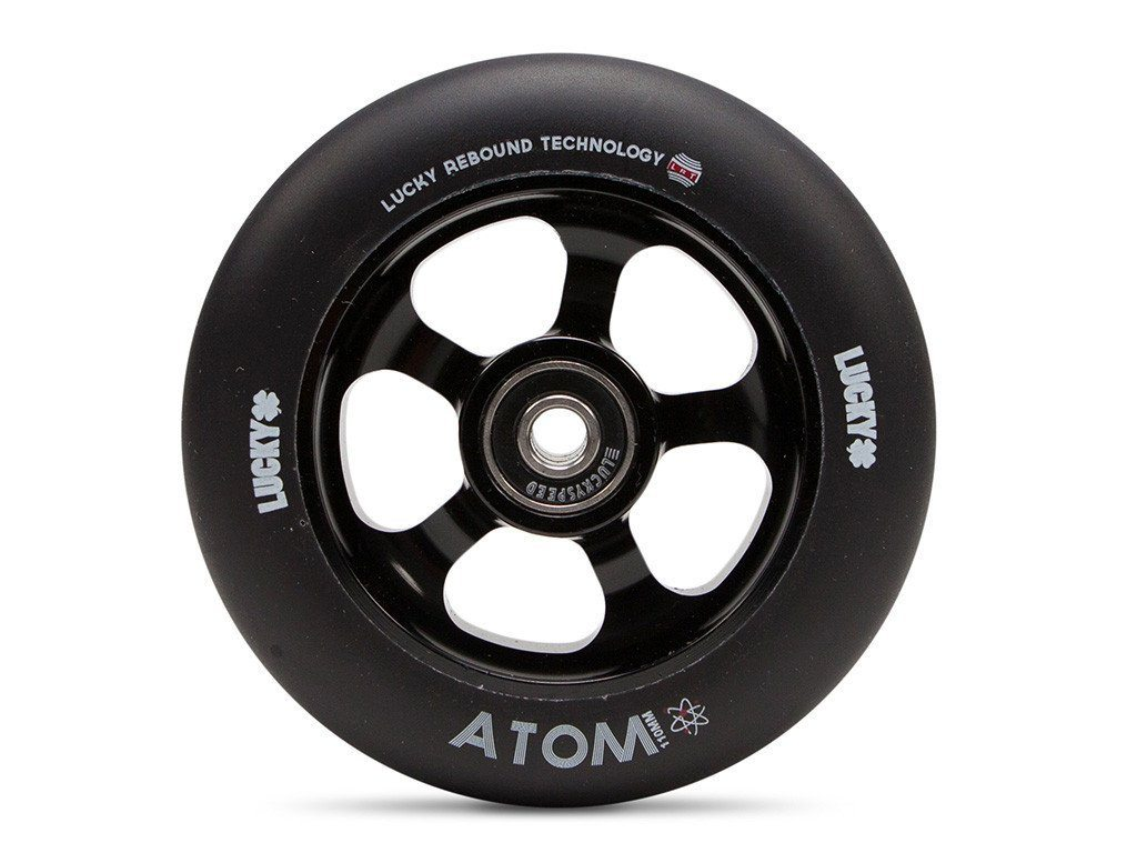 Lucky Atom 110mm - THE SHOP PRO SCOOTER LAB - 1
