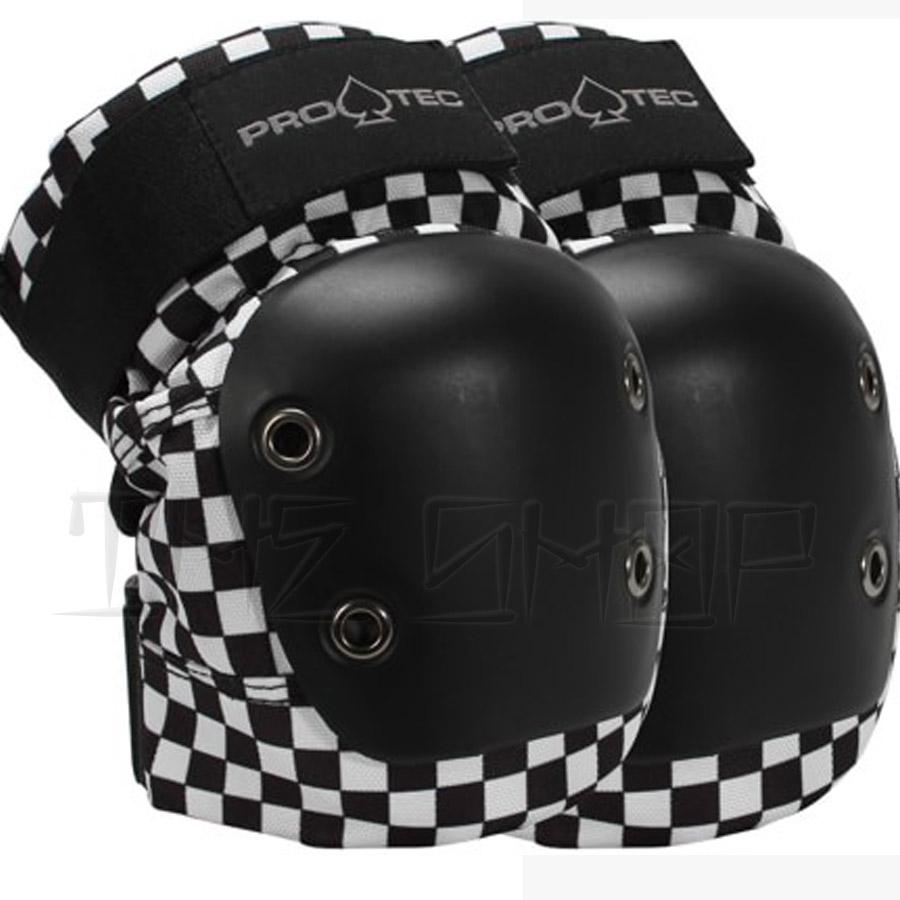 Pro-Tec Street Checkered Knee Pads
