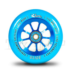 River Wheel Co. - Glides Blue/ Blue