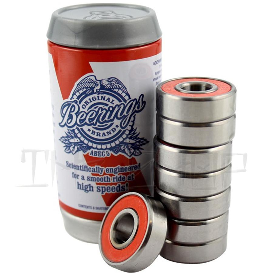 Beerings Abec 5 OG Single Set Bearings, BEARINGS,- THE SHOP PRO SCOOTER LAB