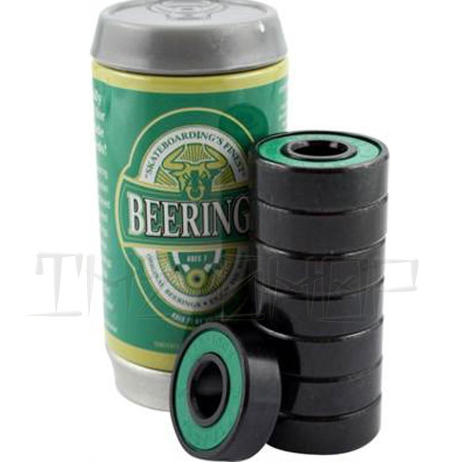 Beerings Abec 7 Malt Single Set Bearings - THE SHOP PRO SCOOTER LAB