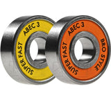 Bro Style Abec 3 High Grade Bearings - THE SHOP PRO SCOOTER LAB - 2