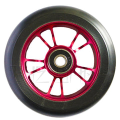 Envy Colt 100mm Wheels Black/Red