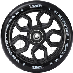 Envy Lambo 120mm Wheels black
