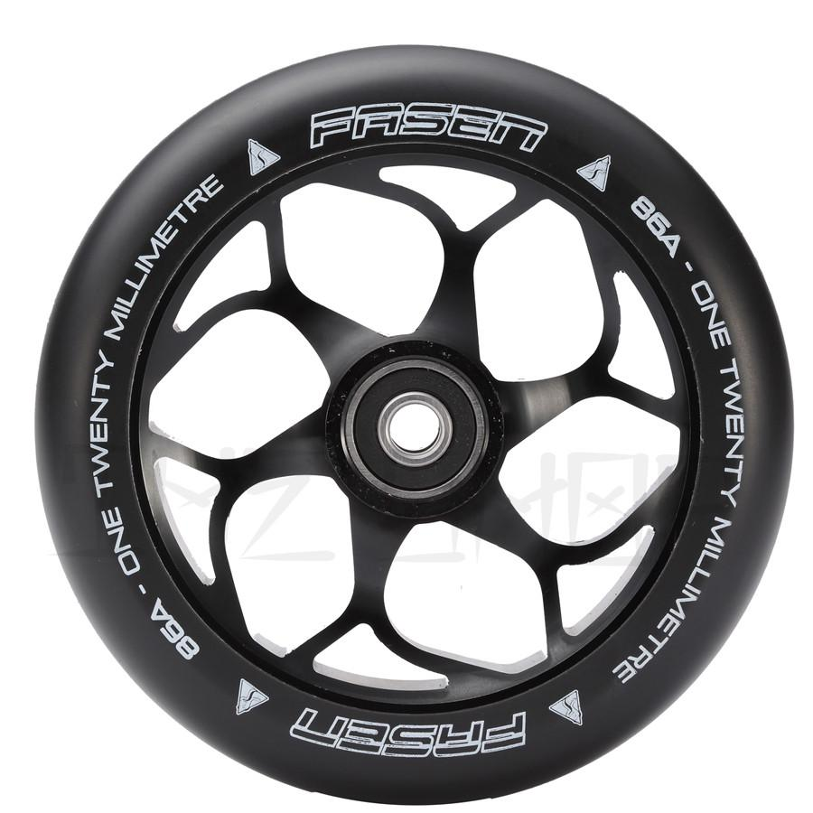 Fasen 120mm Core Wheels - THE SHOP PRO SCOOTER LAB - 3