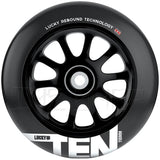 Lucky Ten 120MM Wheels 2016 - Black/Black