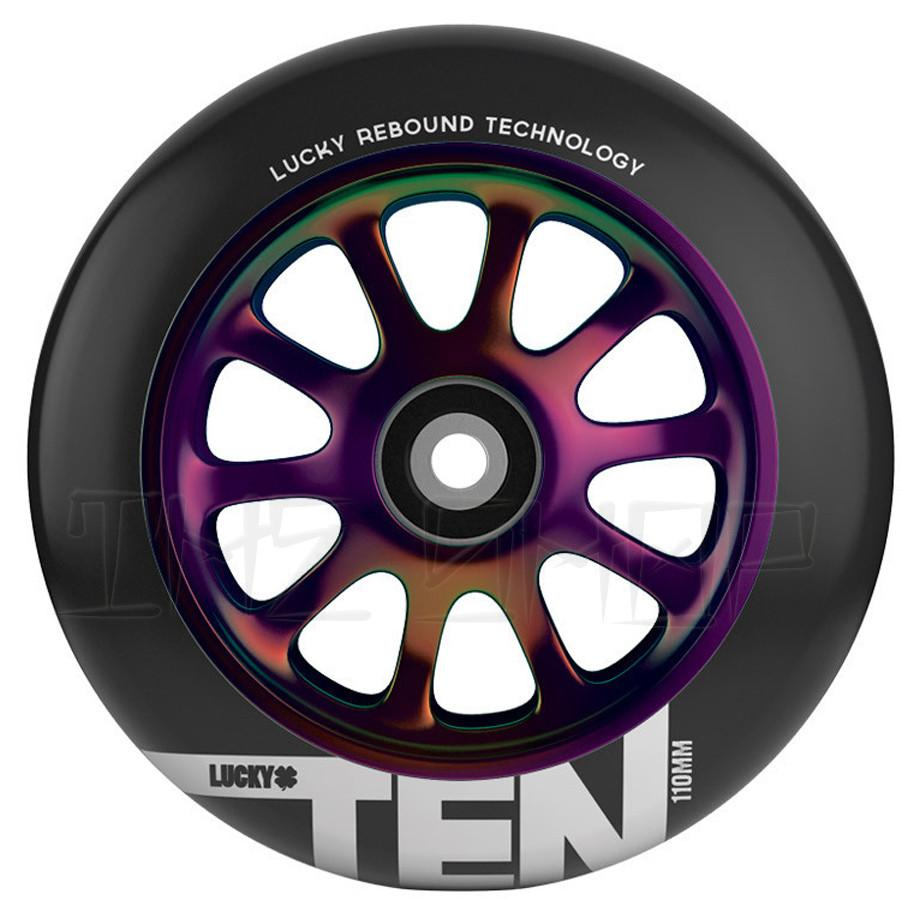 Lucky Ten 120mm Wheels