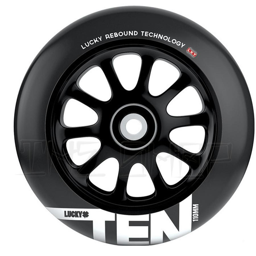 Lucky Ten 110MM Wheel 2016 - THE SHOP PRO SCOOTER LAB - 4