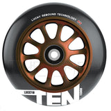 Lucky Ten 110MM Wheel 2016 - THE SHOP PRO SCOOTER LAB - 1
