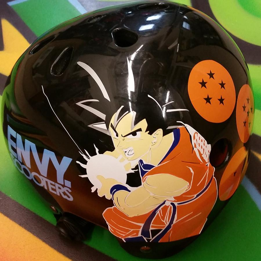 Custom Max Peters Helmet