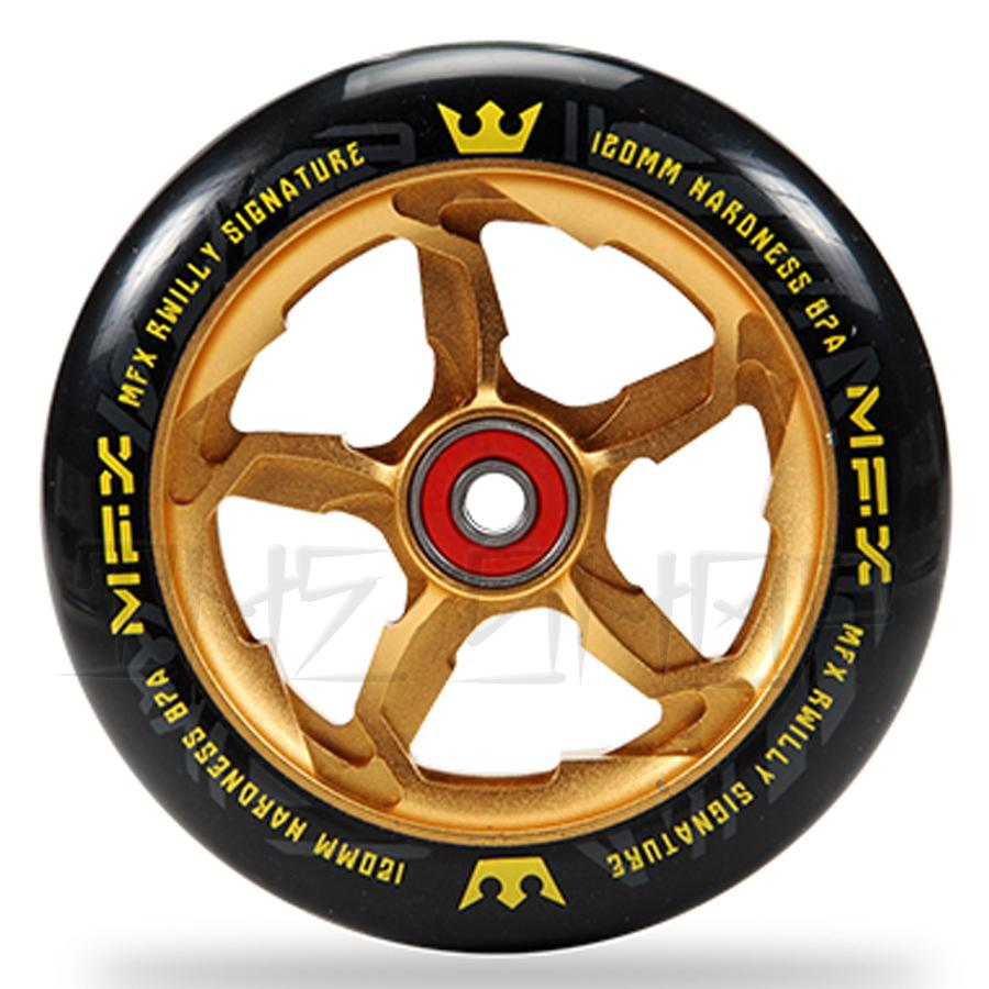 Madd Gear MFX R. Willy Signature 120mm Wheels