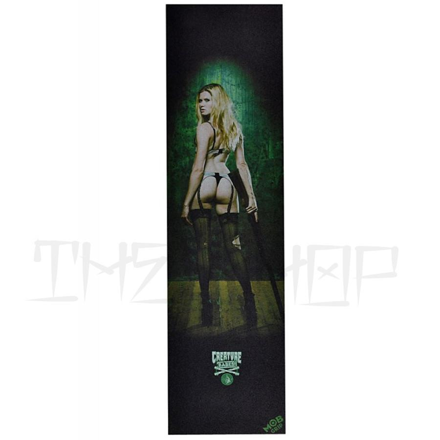 Mob Creature Babes Grip Tape (Assorted Styles) - THE SHOP PRO SCOOTER LAB - 4