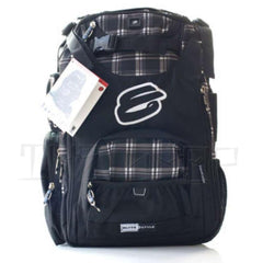 Elyts Backpack Plaid Black - THE SHOP PRO SCOOTER LAB - 1