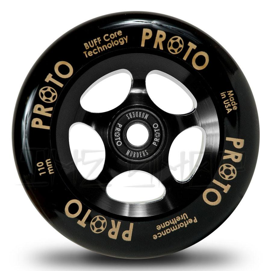 Proto Gripper 110mm Wheels - All Colors - THE SHOP PRO SCOOTER LAB - 1