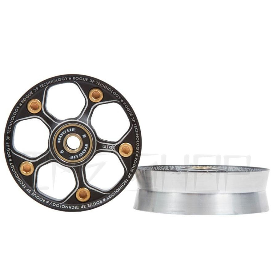 Rogue Ultrex 3 Piece Wheel Hubs