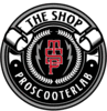 THE SHOP PRO SCOOTER LAB